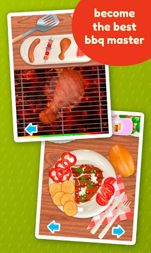 BBQ Grill Maker - Cooking Game  screenshots 6