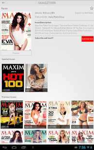 Magzter -Magazine & Book Store - screenshot thumbnail