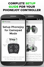 Phonejoy - Gamepad Games List Screenshot 2