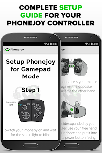 Phonejoy - Gamepad Games List Screenshot 2