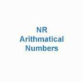 NR Arithmatical Numbers