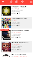 Screenshot of mix.dj Free