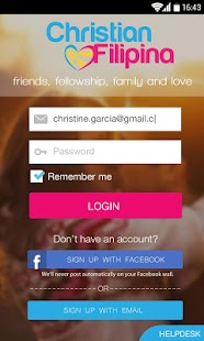 Christian Filipina Dating- screenshot thumbnail