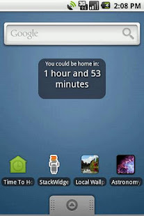 Time to Home 1.0.3 Icon