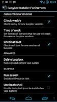 Screenshot of BusyBox Installer