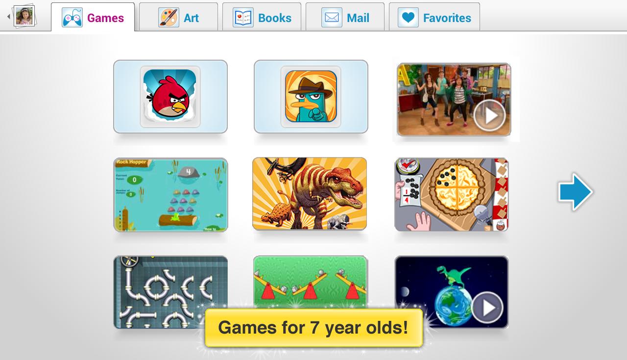 Kid Mode: Free Games + Lock - screenshot