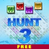Word Hunt 3 Tablet