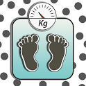 Weight History (Diet Calendar) icon