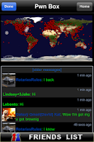Screenshot of ChaosxSilencer Official App