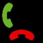 着信できない時に「通話とかむりぽ。」って返してくれるアプリ。