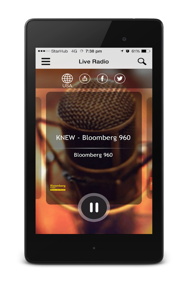 Oidar - The Podcast Radio App - Android Apps on Google Play