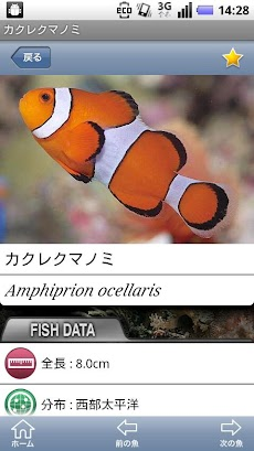 アクアリウムの海水魚図鑑 ATLAS 1200種+αのおすすめ画像4
