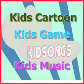 Kids Cartoon Game and Music
