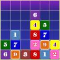 Kids Math Tetris - Free icon