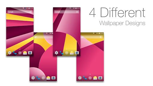 玩個人化App|Stack Material Wallpaper Free免費|APP試玩