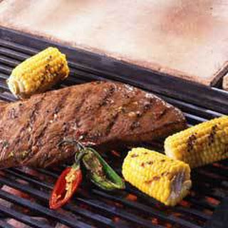 Caribbean Jerk Beef Steak.