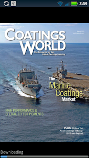 Coatings World - screenshot thumbnail