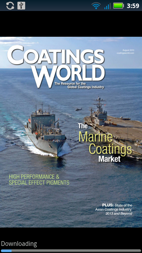 Coatings World - screenshot