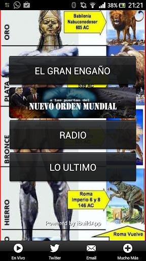 EL GRAN ENGAÑO