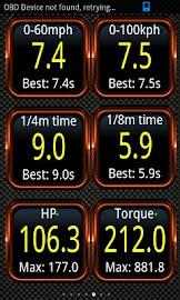 Torque Pro (OBD 2 & Car) Screenshot 5