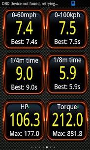 Torque Pro (OBD2 / Coche) APK 5