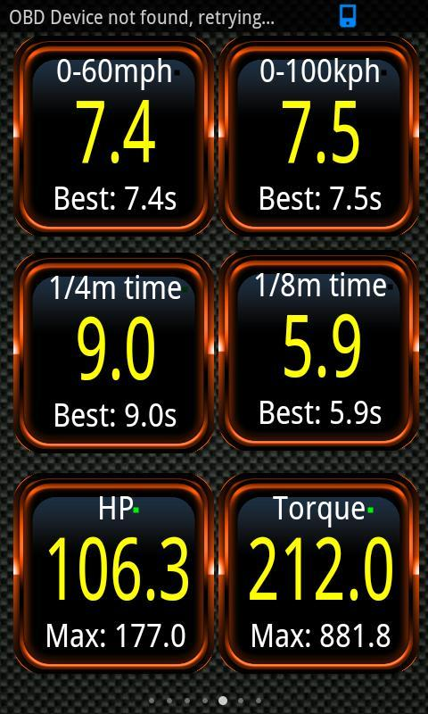 Torque Pro (OBD 2 & Car) Screenshot 4