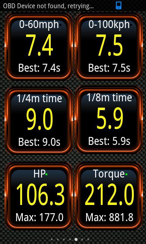 Torque Pro (OBD 2 & Car) screenshot #5