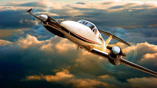 Flight Sim: Baron 58 Edition