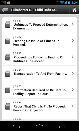 Download Texas Laws (TX state code 84) Google Play softwares