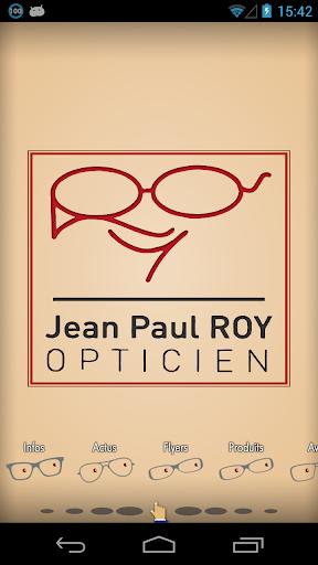 Opticien Jean Paul Roy