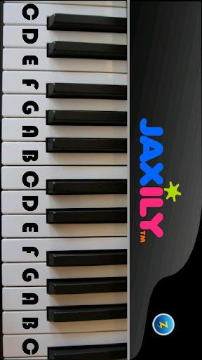 Jaxilyピアノプラス