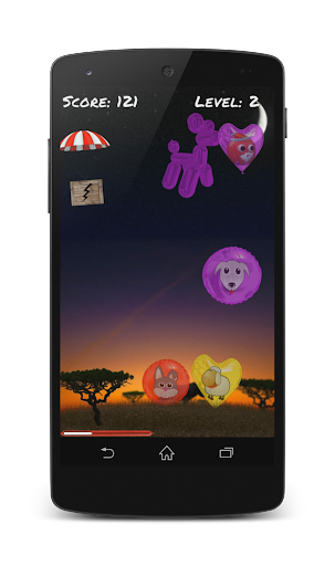 Pop the Balloon Game HD Free
