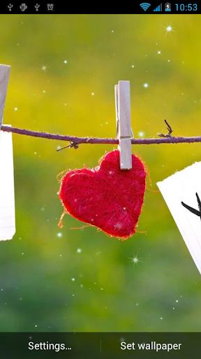 玩免費個人化APP|下載浪漫動態壁紙 app不用錢|硬是要APP