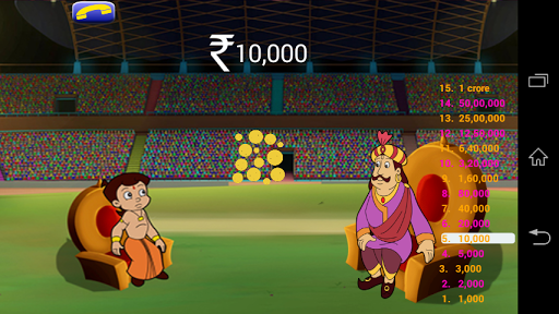Cricket Quiz with Bheem 1.0.6 screenshots 2