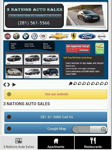 3 Nations Auto Sales
