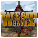 West Bank 3D icon