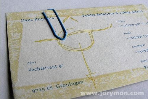 Business Card Design V.1