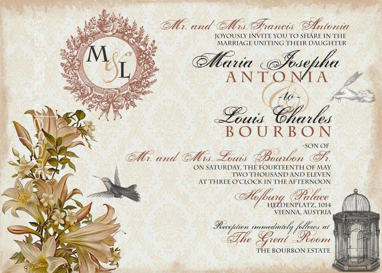 Your Wedding Card App