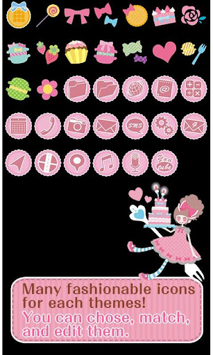 Pop Theme-Sweet Cake- 1.0 Windows u7528 4