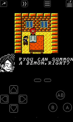 My OldBoy! - GBC Emulator - screenshot