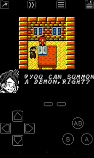 My OldBoy! - GBC Emulator Screenshot