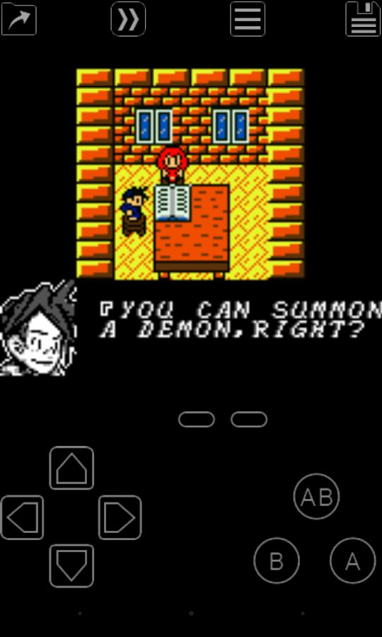 My OldBoy! - GBC Emulator- screenshot
