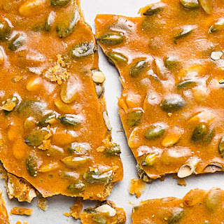 Spicy Pumpkin-Seed Brittle Recipe