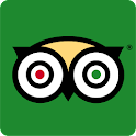 TripAdvisor hôtels restaurants icon