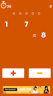 Cheer Math Game- screenshot thumbnail