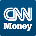 CNNMoney For Google TV logo