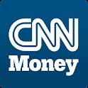 CNNMoney For Google TV logo