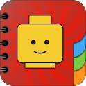 The LEGO Minifigure Catalog logo