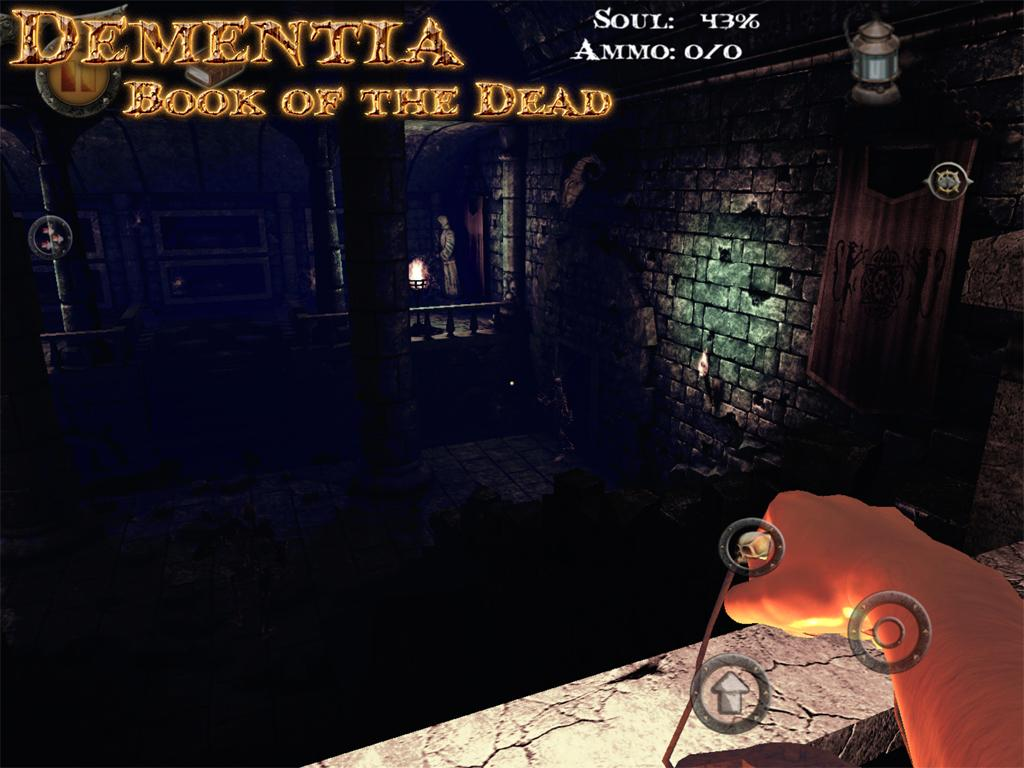 Dementia: Book of the Dead- screenshot