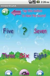 Numbers for Kids- screenshot thumbnail